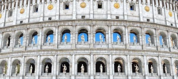 Interactive 3D Colosseum